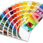 Metallzaune - Farben